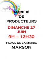 Marché MARSON